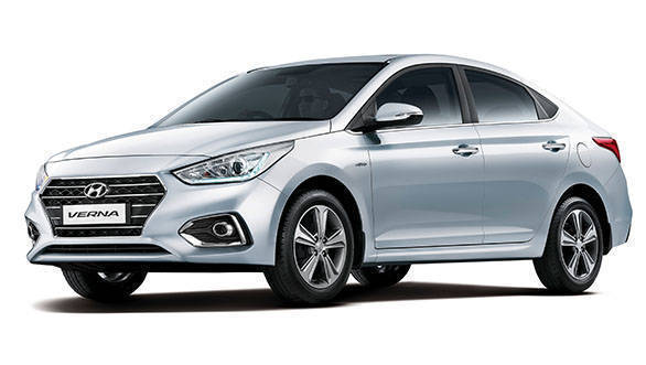 2017 Hyundai Verna variants and fuel efficiency revealed