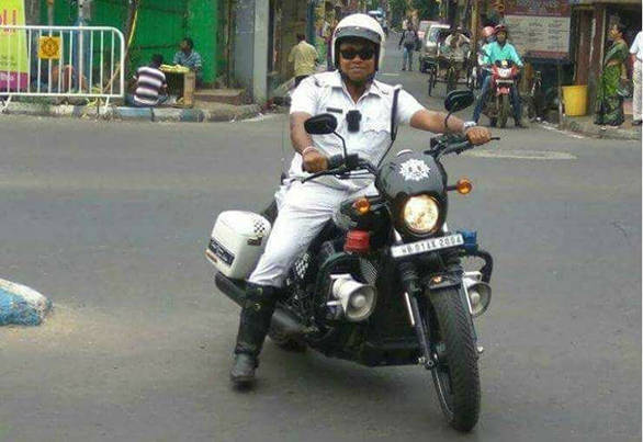 Kolkata Police add Harley-Davidson Street 750 to their fleet