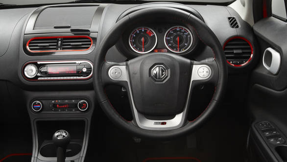 MG3 studio interior