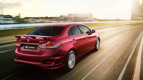 Maruti Suzuki launches all new Ciaz S at Rs 9.39 lakh