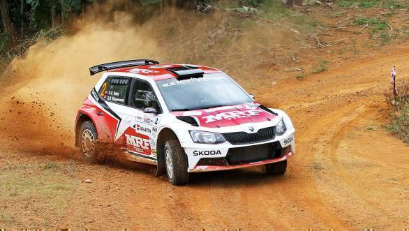Veiby took his second win of the 2017 APRC season, thus consolidating his lead at the head of the championship standings