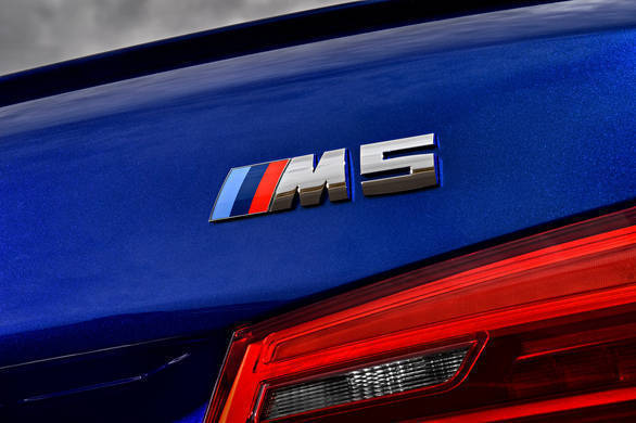 The sixth generation M5 is the quickest M car ever, BMW claims