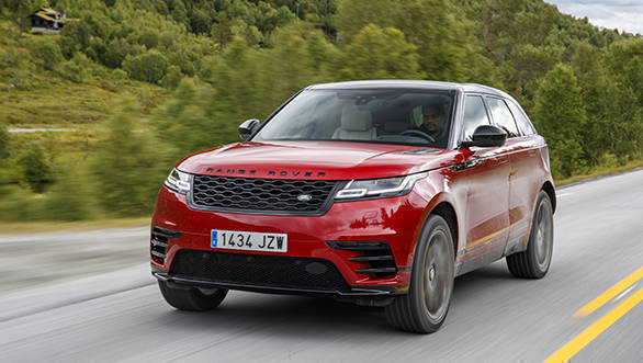 Jaguar Land Rover to have a new naming strategy for its cars