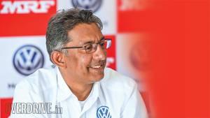 Meet Sirish Vissa, the head of Volkswagen Motorsport India