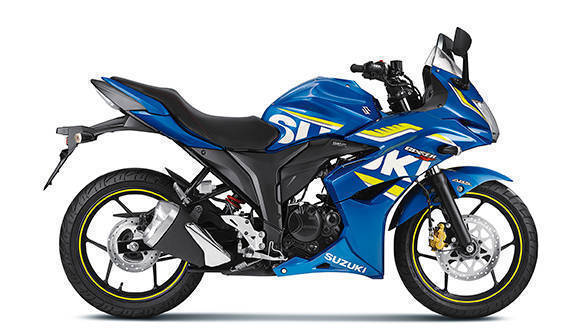 Suzuki Gixxer SF ABS launched in India at Rs 95,499