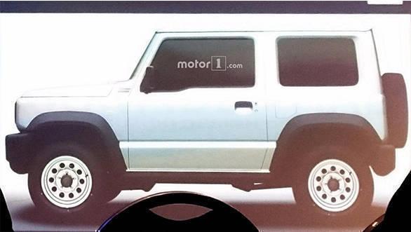 Suzuki Jimny-1