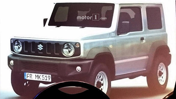 New-gen Suzuki Jimny might be unveiled at 2017 Tokyo Motor Show