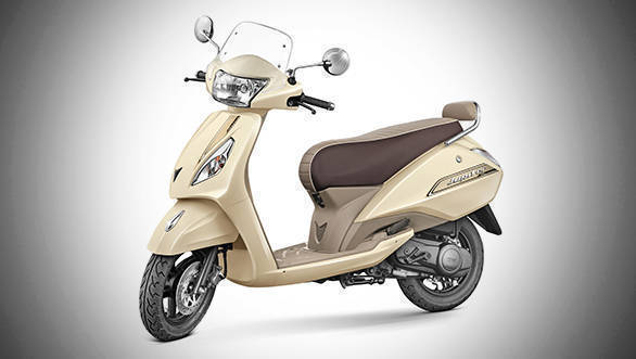 TVS Jupiter Classic Edition launched in India at Rs 55,266