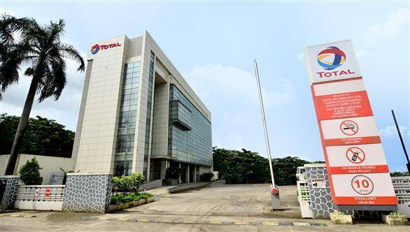 Total Oil's Technical Centre for Asia-Pacific (TCAP) in Mahape, Navi Mumbai
