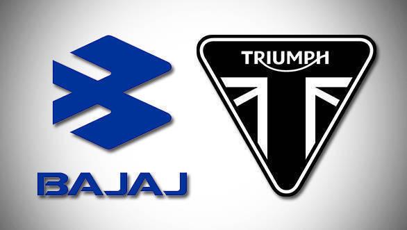 Triumph Bajaj Logo