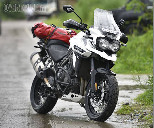 2017 triumph tiger explorer xcx first ride review - overdrive