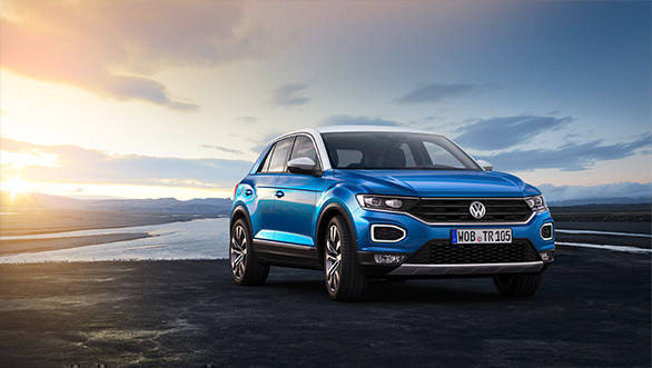 2017 Frankfurt Motor Show: 2018 VW T-Roc could be coming to India
