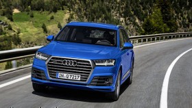 2017 Audi Q7 2.0 TFSI petrol engine version to be launched in India on September 1