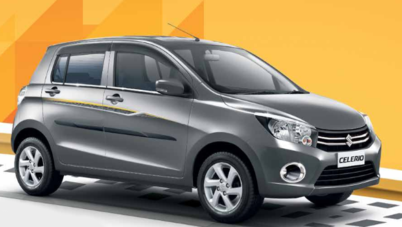 Maruti Suzuki Celerio limited edition launched in India at Rs 4.87 lakh