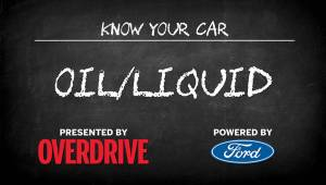 OD & Ford presents: Know Your Car - Oil and liquids