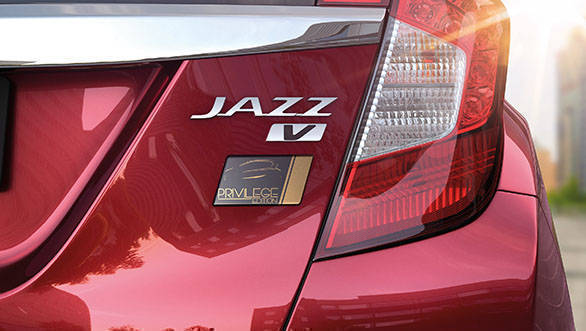 honda jazz privelage edition 2