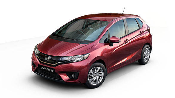 honda jazz privelage edition