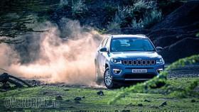 Jeep Compass SUV crosses sales milestone of 10,000 units in India