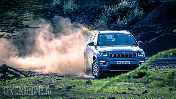 Jeep Compass SUV crosses sales milestone of 10,000 units in India