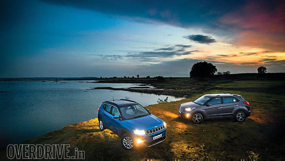 Jeep Compass bookings hit 10000