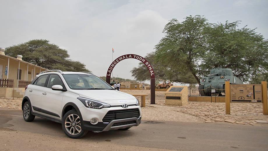 Hyundai Travelogue: Visiting the Longewala War Memorial