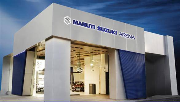 Maruti Suzuki India dealerships to be called ARENA