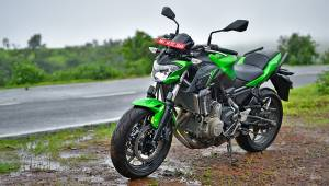 2017 Kawasaki Z650 road test review | Details and specifications