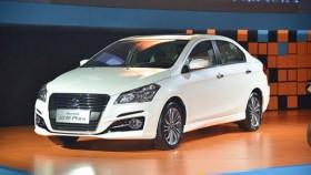 Suzuki Alivio Pro (Ciaz) facelift unveiled at Chengdu auto show