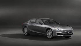 Maserati announces Ghibli GranLusso, will get autonomous driving technology