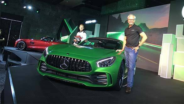 Mercedes-AMG GT R launched in India at Rs 2.23 crore