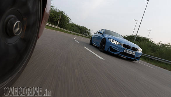 mercedes c63 vs bmw m3 102