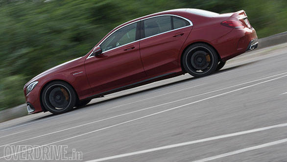 mercedes c63 vs bmw m3 14