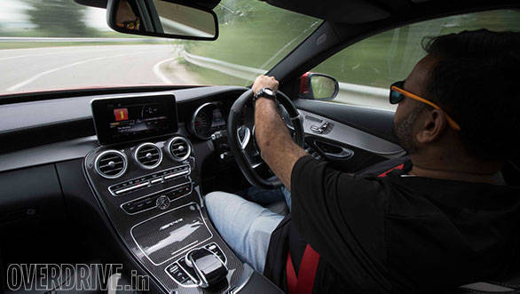 mercedes c63 vs bmw m3 2