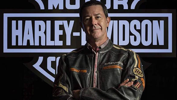 Peter MacKenzie is new managing director of Harley-Davidson India
