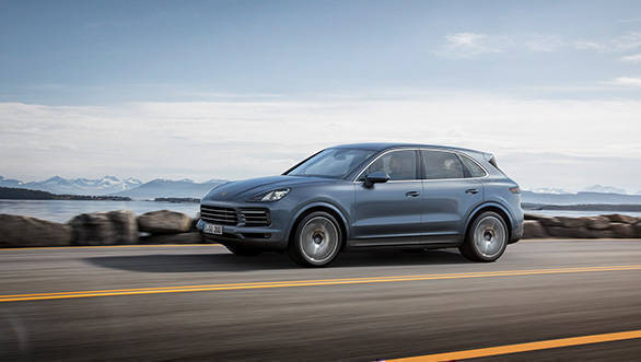 New Porsche Cayenne to be launched in India in July 2018