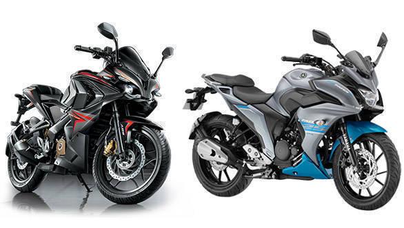 Spec comparo: Yamaha Fazer 25 vs Bajaj Pulsar RS200