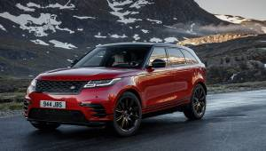 2017 Range Rover Velar - First Drive Review
