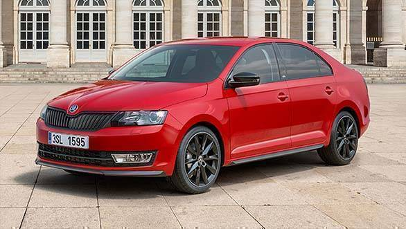 Skoda Rapid Monte Carlo Edition Set To Arrive In India By September