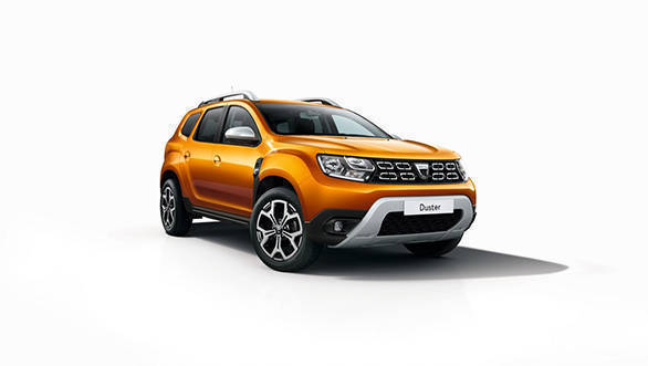 duster facelift india
