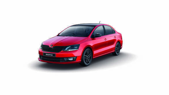 2017 Skoda Rapid Monte Carlo launched in India at Rs 10.75 lakh