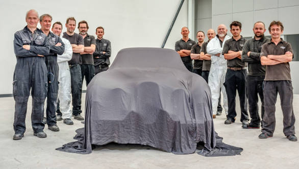 1954 Jaguar XK120 SE by Pininfarina to be unveiled on August 20