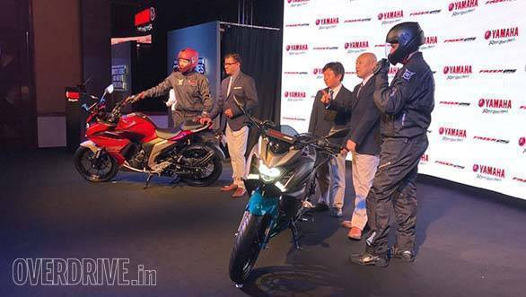 Yamaha Fazer 25 launched at Rs 1.28 lakh