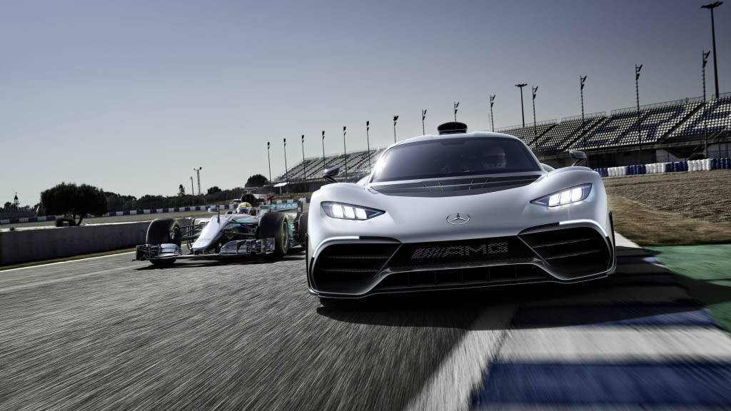 What will the Project One be like to drive?