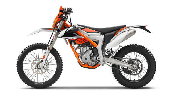 2018 KTM Freeride 250F unveiled