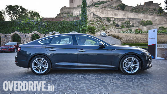 Audi A Sportback First Drive Review Overdrive - Audi a5 review