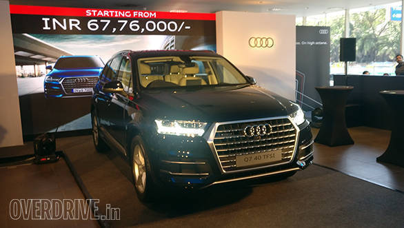 Audi expects petrol portfolio to grow to 40 per cent of Indian sales by next year!
