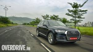 2017 Audi Q7 40TFSI road test review