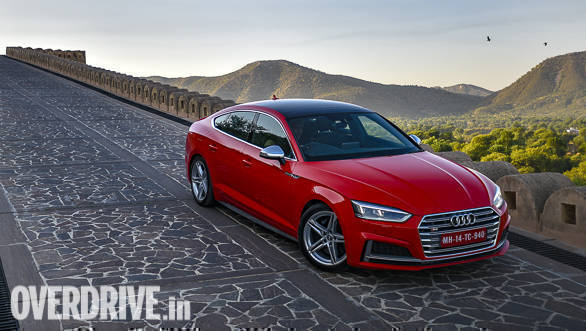 Audi S First Drive Review Overdrive - Audi s5 2018