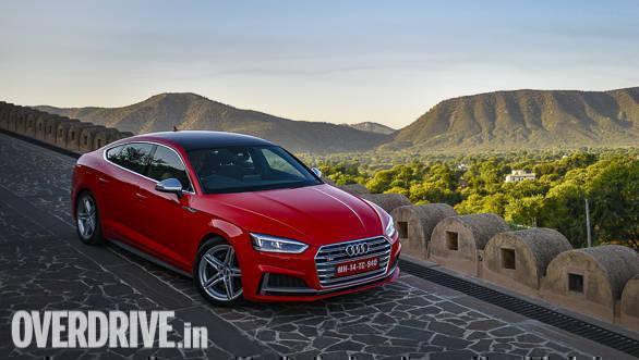 Audi S5 Sportback 2018: Image gallery