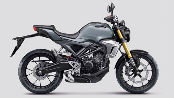 Honda launches CB150R ExMotion in Thailand